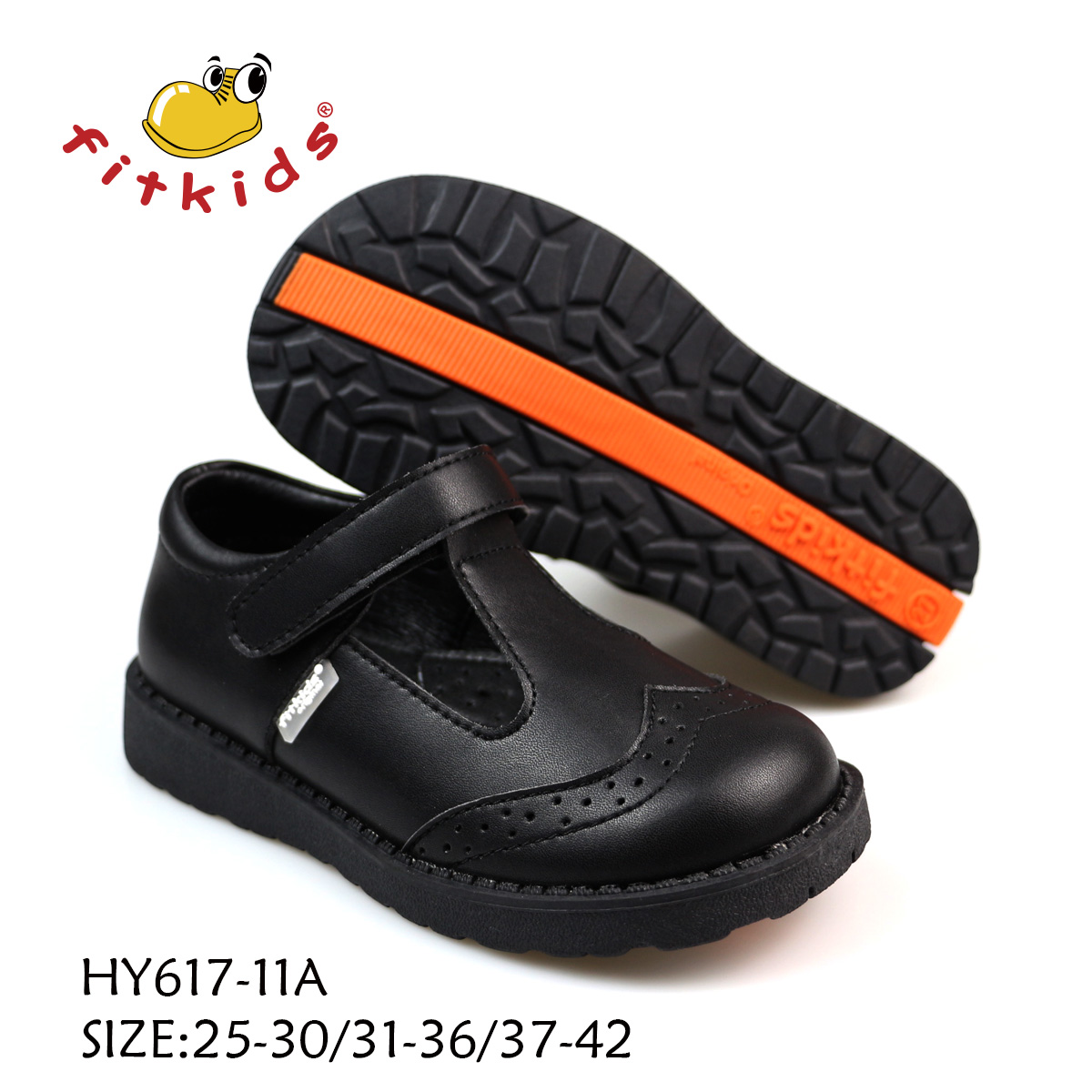 fitkids school shoes